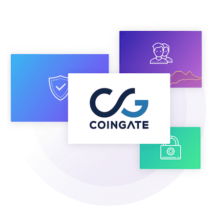 CoinGate makes buying Ethereum simple and secure