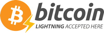 Lightning Bitcoin Accepted Here